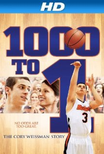Watch 1000 to 1: The Cory Weissman Story Online