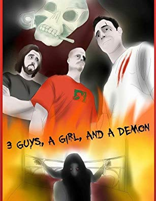 Watch 3 Guys, a Girl, and a Demon Online