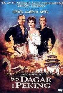 Watch 55 Days at Peking Online