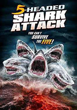 Watch 5 Headed Shark Attack Online
