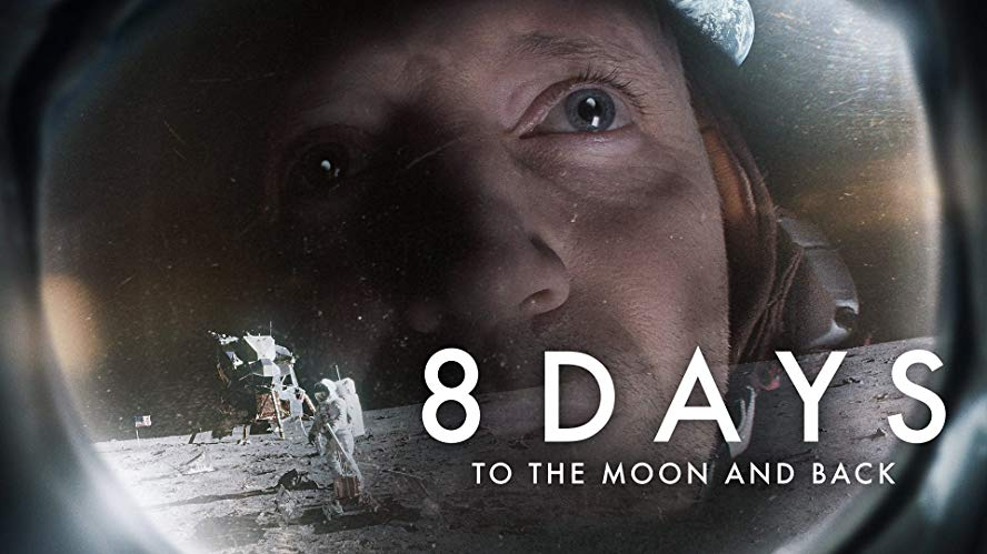 Watch 8 Days: To the Moon and Back Online