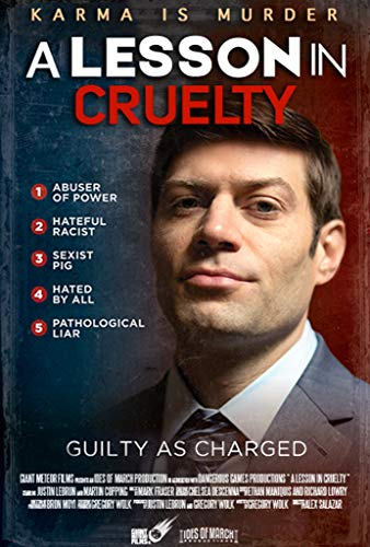 Watch A Lesson in Cruelty Online