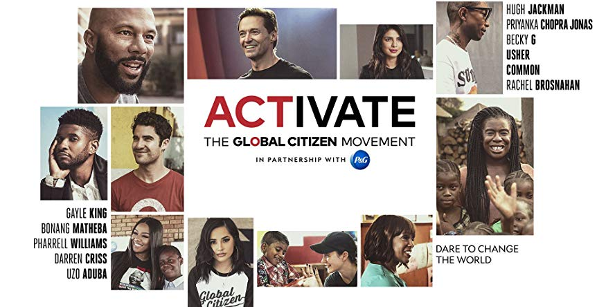 Watch Activate: The Global Citizen Movement Online