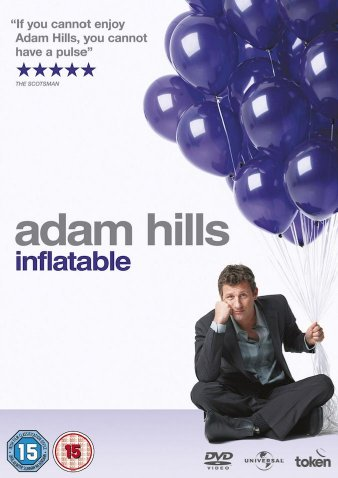Watch Adam Hills: Inflatable Online