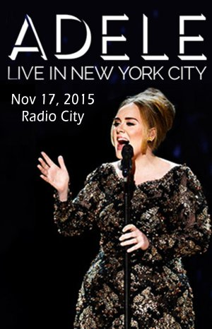 Watch Adele Live in New York City Online