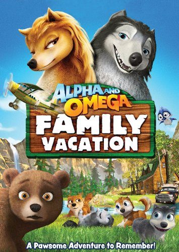 Watch Alpha and Omega: Family Vacation Online