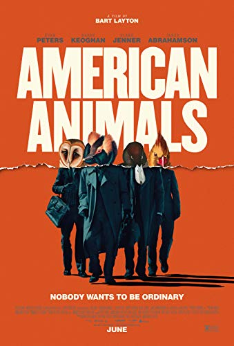 Watch American Animals Online