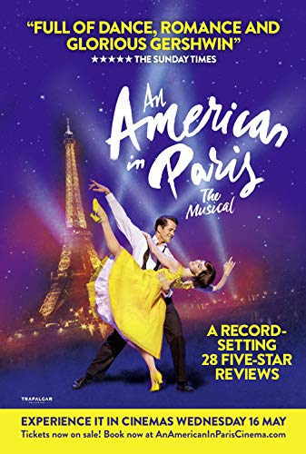 Watch An American in Paris: The Musical Online