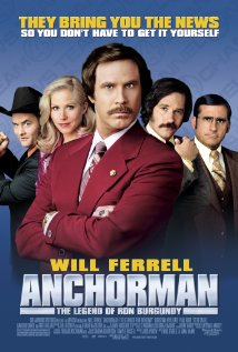 Watch Anchorman: The Legend of Ron Burgundy Online