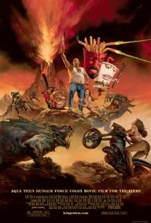 Watch Aqua Teen Hunger Force Colon Movie Film for Theaters Online