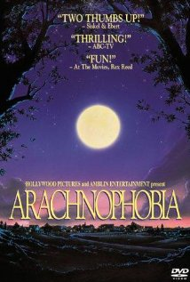 Watch Arachnophobia Online