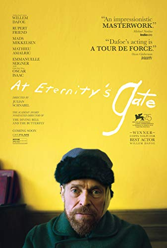 Watch At Eternity's Gate Online