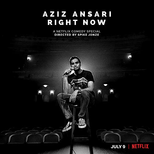 Watch Aziz Ansari: Right Now Online