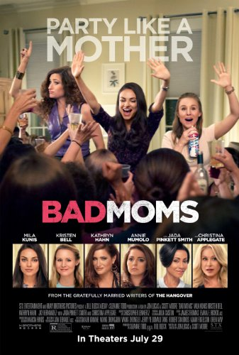 Watch Bad Moms Online