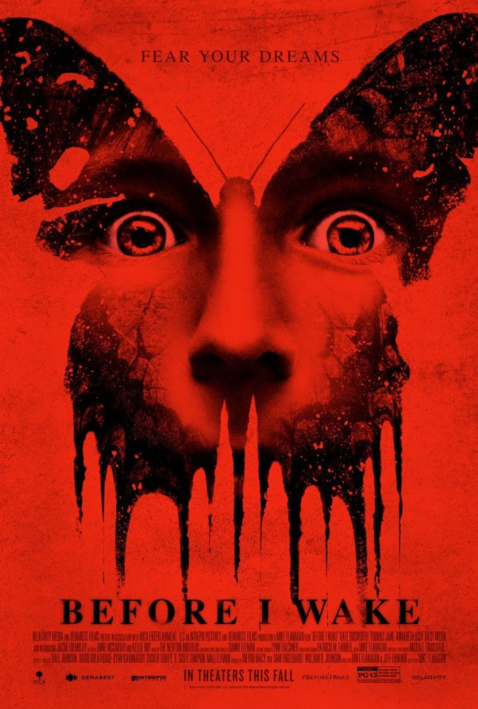 Watch Before I Wake Online