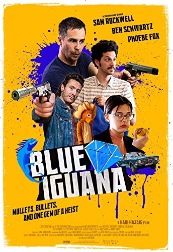 Watch Blue Iguana Online