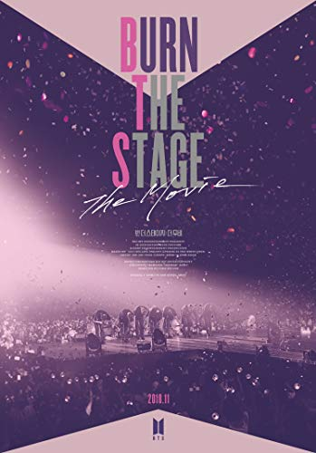 Watch Burn the Stage: The Movie Online