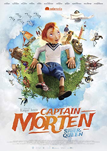 Watch Captain Morten and the Spider Queen Online