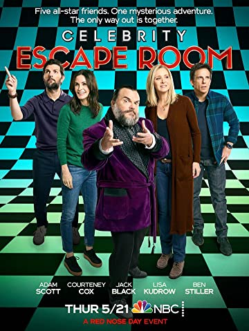 Watch Celebrity Escape Room Online