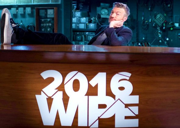 Watch Charlie Brooker's 2016 Wipe Online