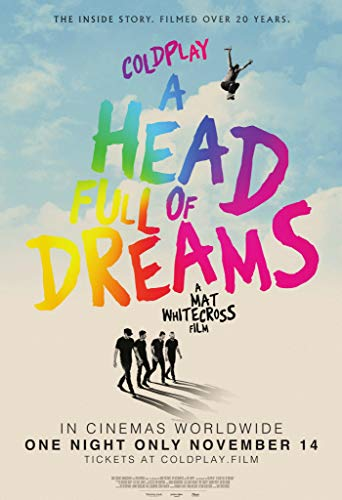 Watch Coldplay: A Head Full of Dreams Online