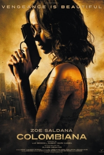 Watch Colombiana Online