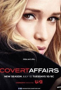 Watch Covert Affairs Online
