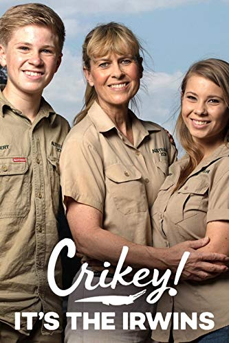 Watch Crikey! It's the Irwins Online