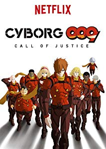 Watch Cyborg 009: Call of Justice Online
