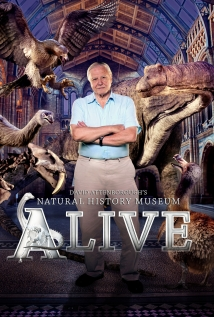 Watch David Attenborough's Natural History Museum Alive Online