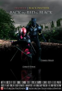 Watch DeadPool Black Panther Back in Red & Black Online