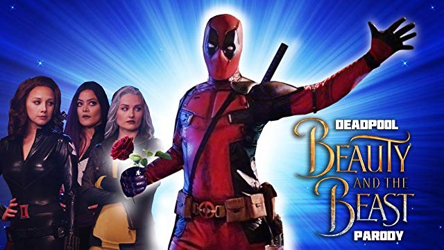 Watch Deadpool The Musical: Beauty and the Beast Gaston Parody Online