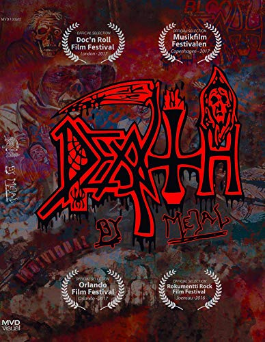 Watch DEATH by MetaL Online