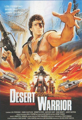 Watch Desert Warrior Online