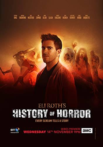 Watch Eli Roth's History of Horror Online