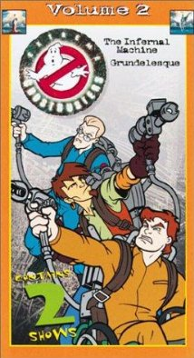 Watch Extreme Ghostbusters Online