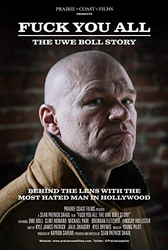 Watch F*** You All: The Uwe Boll Story Online
