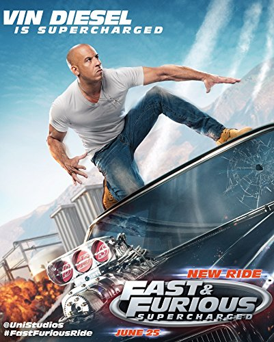 Watch Fast & Furious: Supercharged Online