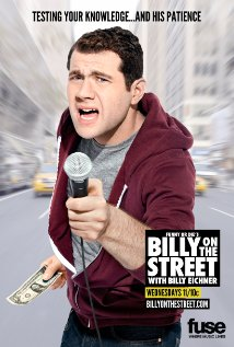 Watch Funny or Die's Billy on the Street Online