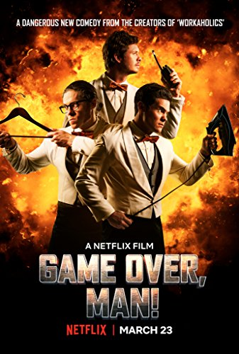 Watch Game Over, Man! Online