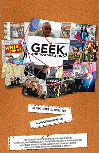 Watch Geek, and You Shall Find Online