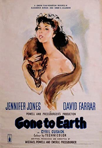 Watch Gone to Earth Online