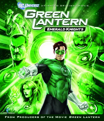 Watch Green Lantern: Emerald Knights Online
