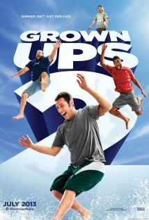 Watch Grown Ups 2 Online