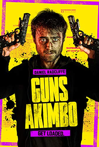 Watch Guns Akimbo Online