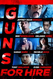Watch Guns for Hire Online