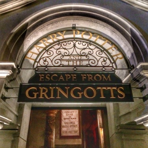 Watch Harry Potter and the Escape from Gringotts Online