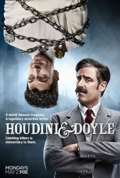 Watch Houdini and Doyle Online
