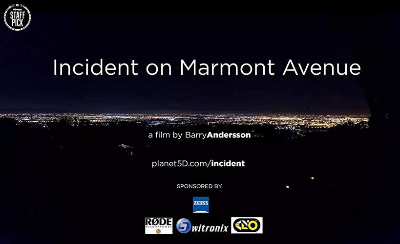 Watch Incident on Marmont Avenue Online