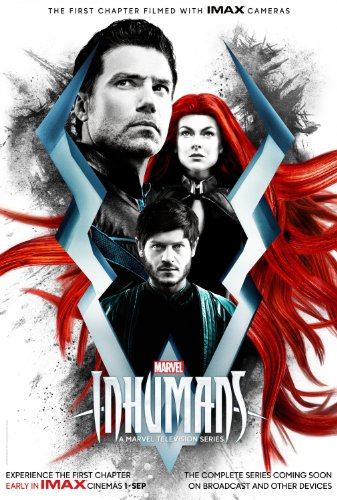 Watch Inhumans Online